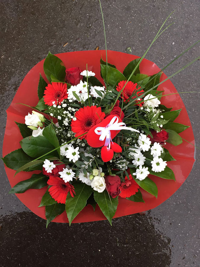 Individuelle Blumenstrausse Blumen Cornielje Erfullt Ihre Wunsche